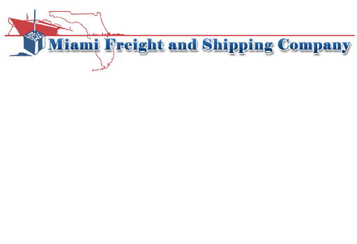 Miami Freight & Shipping